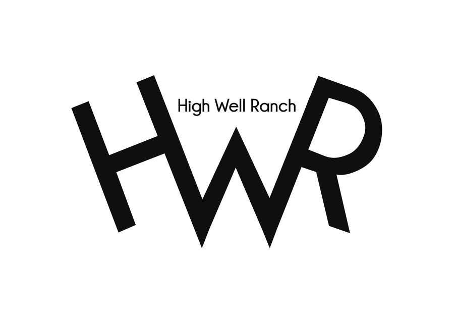 Penyertaan Peraduan #                                        6                                      untuk                                         Design a Logo for High Well Ranch