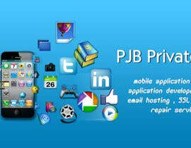nº 20 pour Design a Banner for PJB Solutions Facebook Page par Reason99