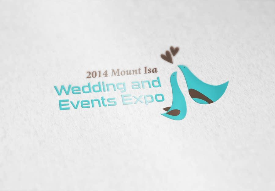 Kilpailutyö #12 kilpailussa Design a Logo for Wedding Expo