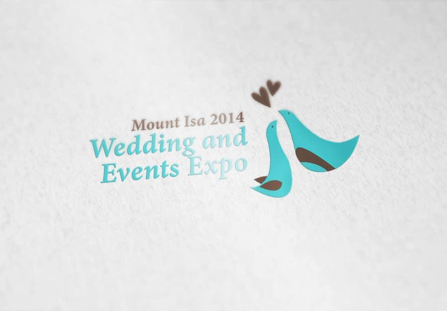 Kilpailutyö #25 kilpailussa Design a Logo for Wedding Expo