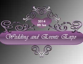 nº 13 pour Design a Logo for Wedding Expo par Reconizable