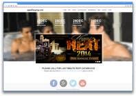 Graphic Design Inscrição do Concurso Nº16 para Build an Attractive Landing Page for an Adult Website