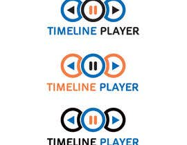 nº 52 pour Design a Logo for TimeLine Player par Asifrbraj