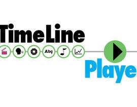 nº 153 pour Design a Logo for TimeLine Player par stanbaker