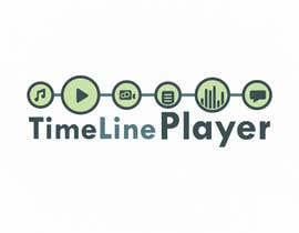 nº 126 pour Design a Logo for TimeLine Player par MonamiSoft