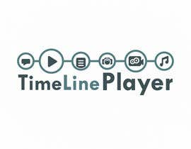 nº 154 pour Design a Logo for TimeLine Player par MonamiSoft