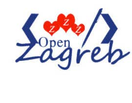 #15 for Design a Logo for Open Zagreb af winstongeorge2
