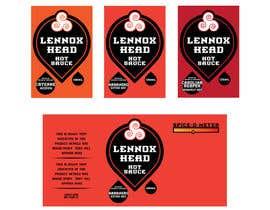 sanjaynirmal69 tarafından Hot Sauce Label (Lennox Head Hot Sauce) için no 50