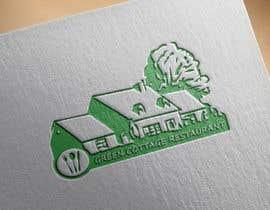 riaz2016 tarafından Design a Logo for our 'Green Cottage Restaurant' için no 977
