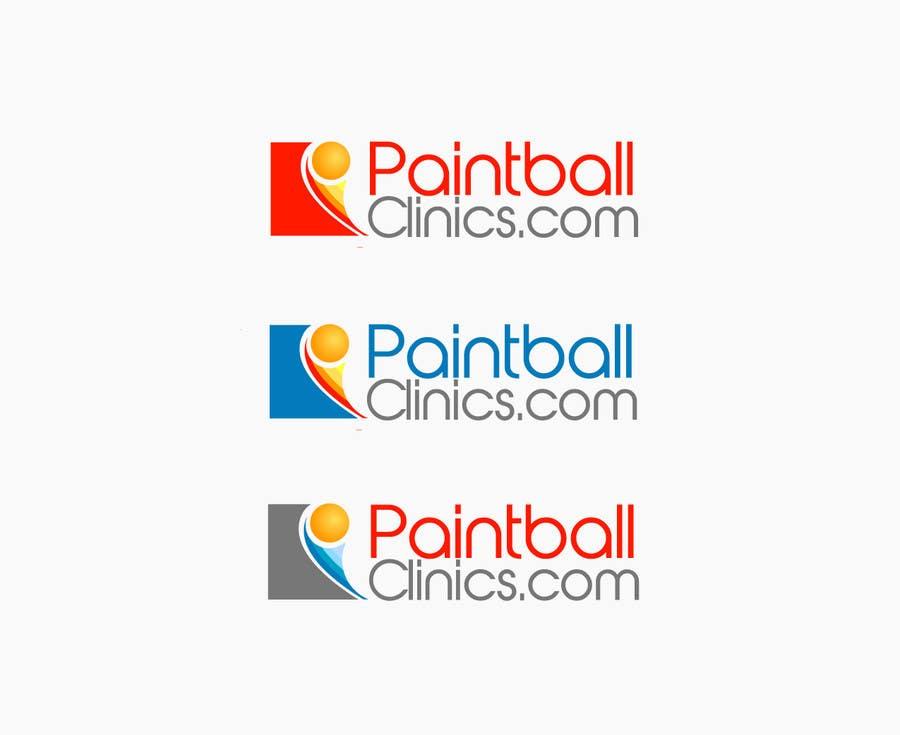Bài tham dự cuộc thi #84 cho Design a Logo for PaintballClinics.com