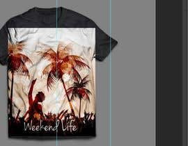 eliaslopez94 tarafından Weekend Life Co Beach Party Tshirt design için no 1