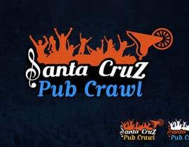 HappyGeeks tarafından Design a Logo for Pub Crawling için no 20