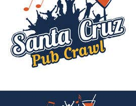 HappyGeeks tarafından Design a Logo for Pub Crawling için no 25