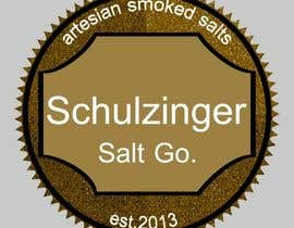 "#23 cho Design a Logo for the ""Schulzinger Salt Co."" bởi olegdoperuk"