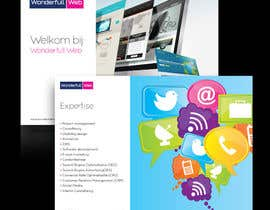 #9 for Design a Brochure for Wonderfull Web B.V. af csoxa