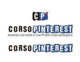 #5 for Disegnare un Logo per Corso Pinterest by sawan2690