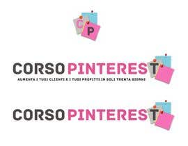 #6 for Disegnare un Logo per Corso Pinterest by sawan2690