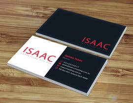 #117 for Design a Business Card by raptor07