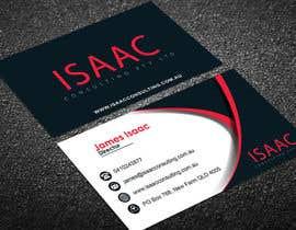 Nro 155 kilpailuun Design a Business Card käyttäjältä rizwansourov01