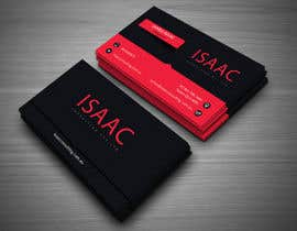Nro 131 kilpailuun Design a Business Card käyttäjältä billalbappy9