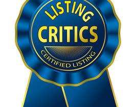 #10 para Design a Logo for Listing Critics por ikindane