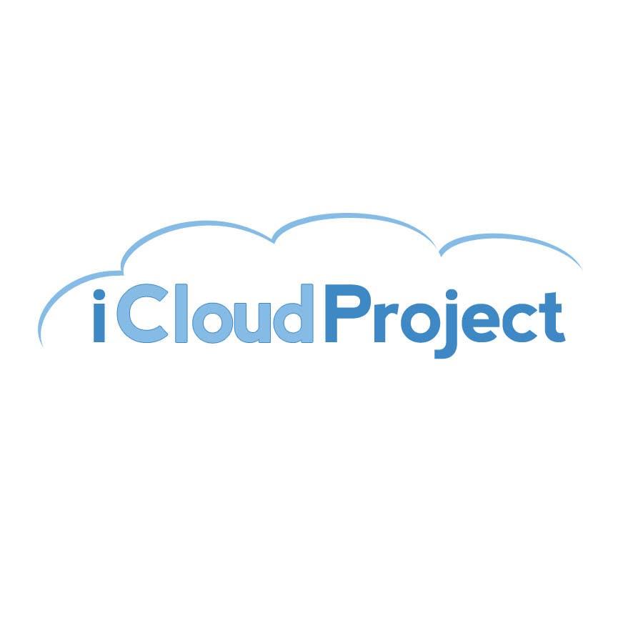 Inscrição nº 34 do Concurso para Design a Logo for iCloudProject