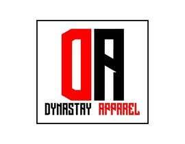 "Nro 35 kilpailuun I need a logo designed for my clothing company ""Dynasty Apparel"" -- 1 käyttäjältä RafiePunkZRafael"