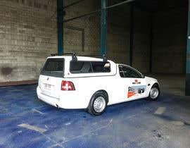 Nro 9 kilpailuun Design a Car Vinyl Wrap to advertise Business käyttäjältä ravi05july