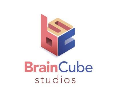 #53 for Design a Logo for BrainCube Studios by MonstroGigante