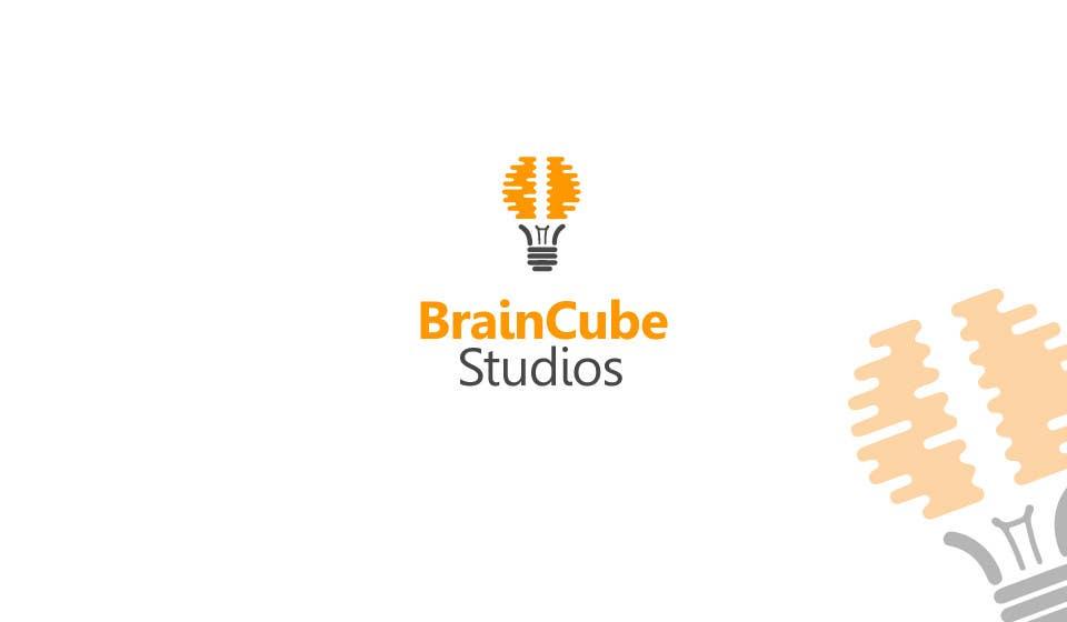 #88 for Design a Logo for BrainCube Studios by RohailKhann