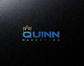 Nro 110 kilpailuun Quinn Marketing Logo Design käyttäjältä adilesolutionltd