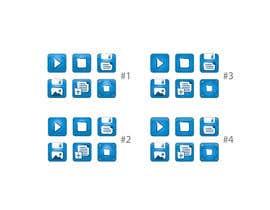 Nro 9 kilpailuun Design some Icons for video player käyttäjältä maryanakons