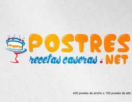 Nro 27 kilpailuun Diseñar un logotipo: postres.net käyttäjältä eduardsanfelix
