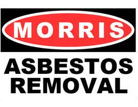 #4 for Design a Logo for Morris Asbestos Removal af seanroche