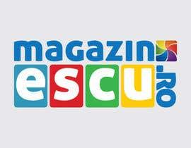 #40 para Design a Logo for MagazinEscu.ro por popescumarian76