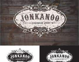 "#52 para Design a Logo for our restaurant "" Jonkanoo - a Caribbean Joint "" por lanangali"