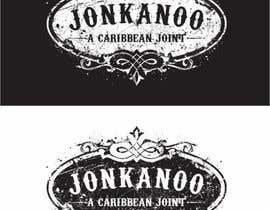 "#98 para Design a Logo for our restaurant "" Jonkanoo - a Caribbean Joint "" por lanangali"