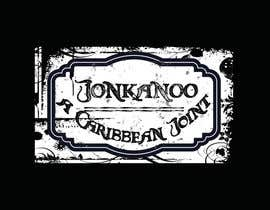"#97 para Design a Logo for our restaurant "" Jonkanoo - a Caribbean Joint "" por fabrirebo"