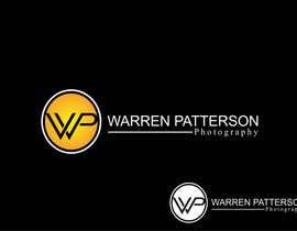 Nro 288 kilpailuun Update Logo for Warren Patterson Photography käyttäjältä nazish123123123