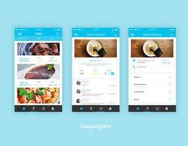 Nro 12 kilpailuun Design a mobile app UI käyttäjältä saepulgranz