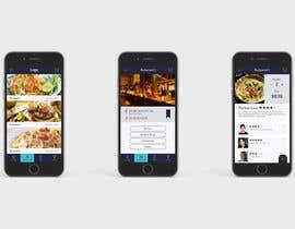Nro 34 kilpailuun Design a mobile app UI käyttäjältä igmbranding