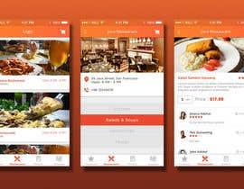Nro 19 kilpailuun Design a mobile app UI käyttäjältä MochRPratama