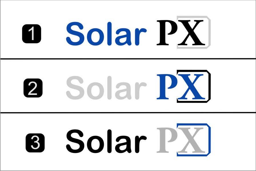 Penyertaan Peraduan #58 untuk Logo Design for Solar Project Exchange