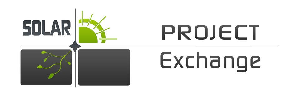Kilpailutyö #122 kilpailussa Logo Design for Solar Project Exchange