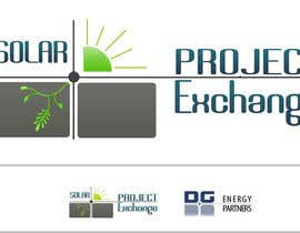 #66 para Logo Design for Solar Project Exchange por nikhilkumarrathi