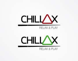 "#88 cho logo for a gaming pool sports cafe "" CHILLAX "" bởi markonarvaez"