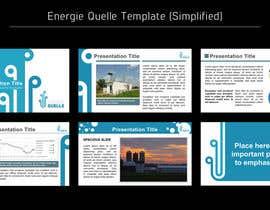l554446l tarafından Powerpoint template for our company için no 24