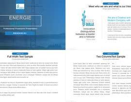 dzordzijasavic tarafından Powerpoint template for our company için no 10
