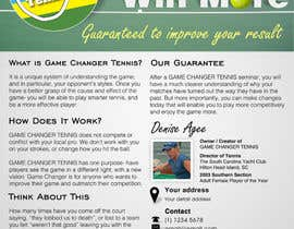 #18 para Design Flyer from Website por stniavla