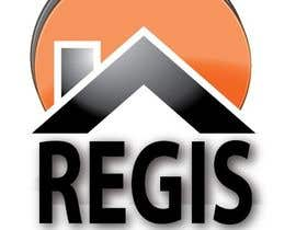 #96 para Logo Design for Regis por genmich